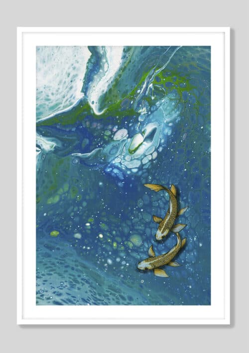 Copy of Due South AH 2020 White Frame