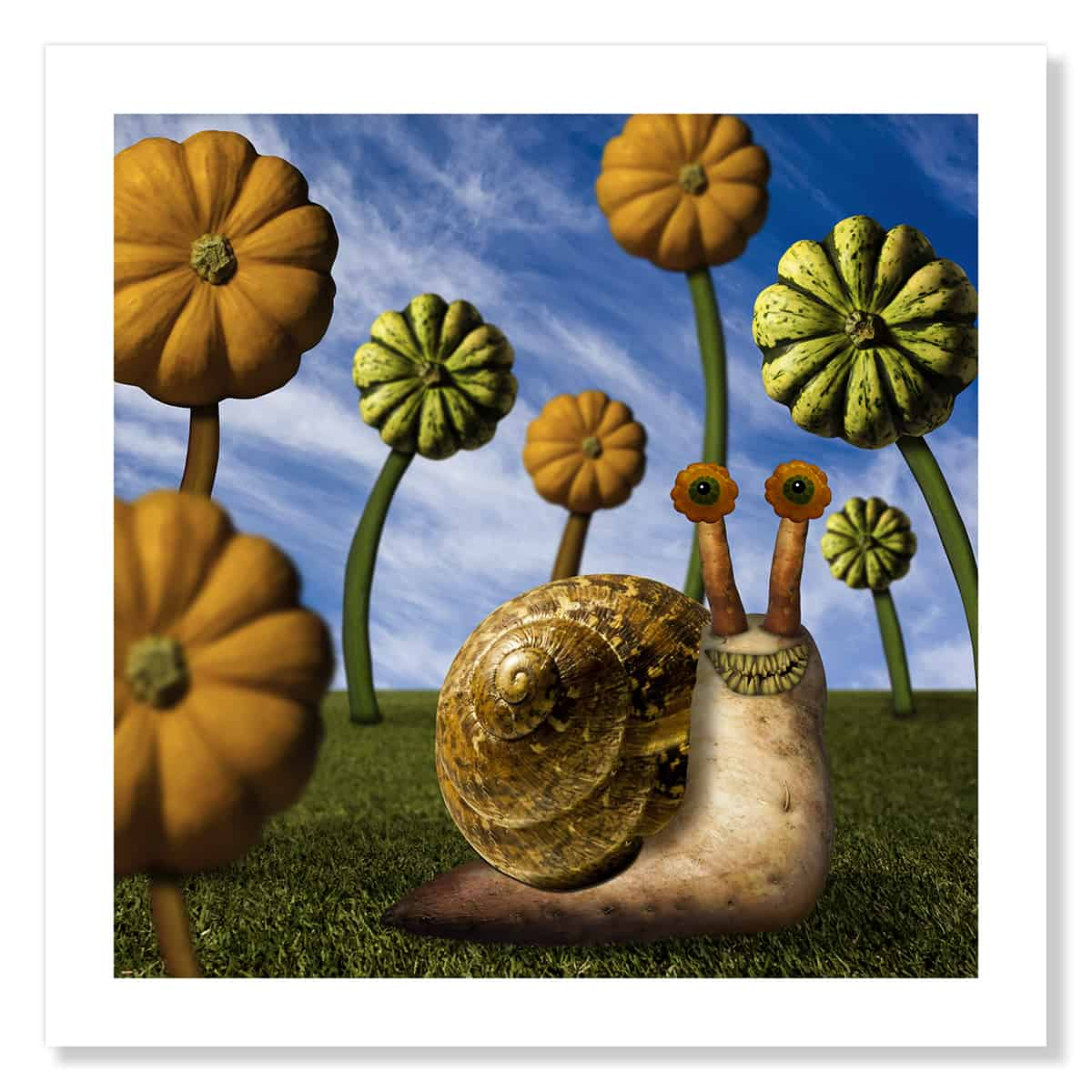Copy of snails have teeth No Frame No Background