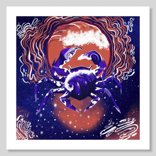 Highlight Zodiac Collection AG 2020 Cancer No Frame with Background