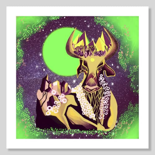 Highlight Zodiac Collection AG 2020 Taurus No Frame with Background