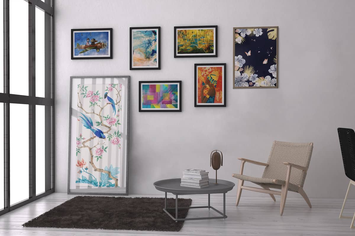 How To Choose The Right Art For Your Home