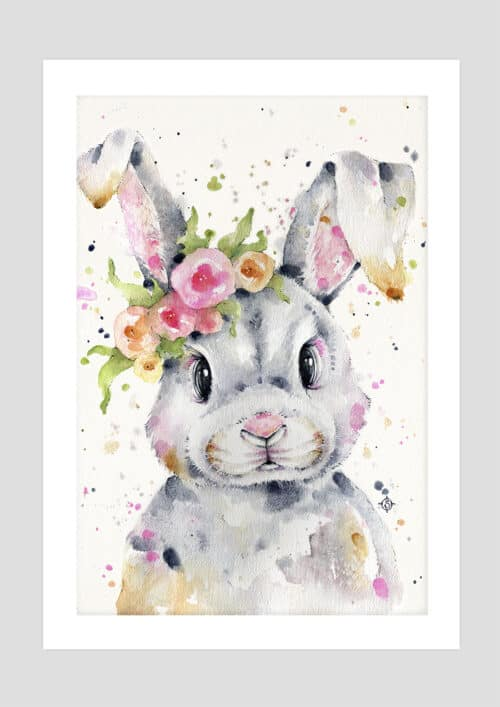 Copy of Little Miss Bunny NoFramewithBackground