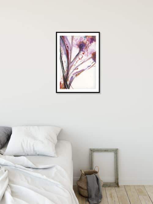 35370f Floral Explosion III Wall 02