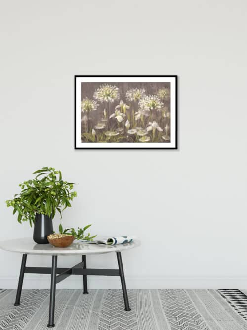 22142i Spring Blossoms Neutral Wall 06